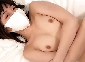 Narrow-eyed cutie less natural tits receives drilled well