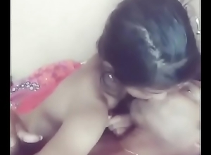 Indian real brother sister exotic bihar sisterly having great time, sucking, kissing, orall-service