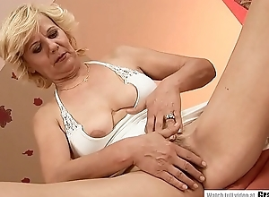 Unsheltered Granny Pussy Banged Constant