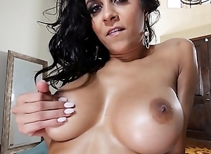 Tattooed milf plowed after foreplay scene